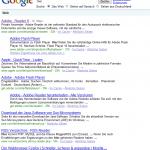 Google ist so praktisch!